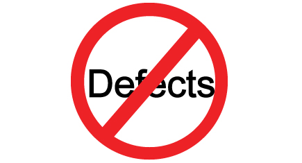 No Defects
